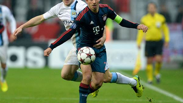 Lahm takes positives from City loss
