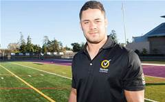 Symantec signs Jarryd Hayne, gives $123,000 to Beyondblue