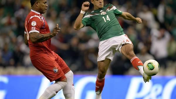 WC qualifying: Mexico 1 Panama 0
