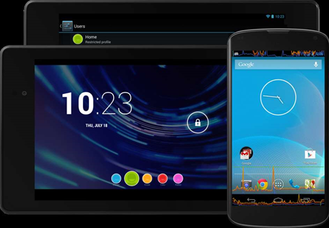 New Android OS puts performance first