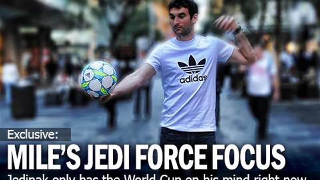 Mile's Jedi Force Focus