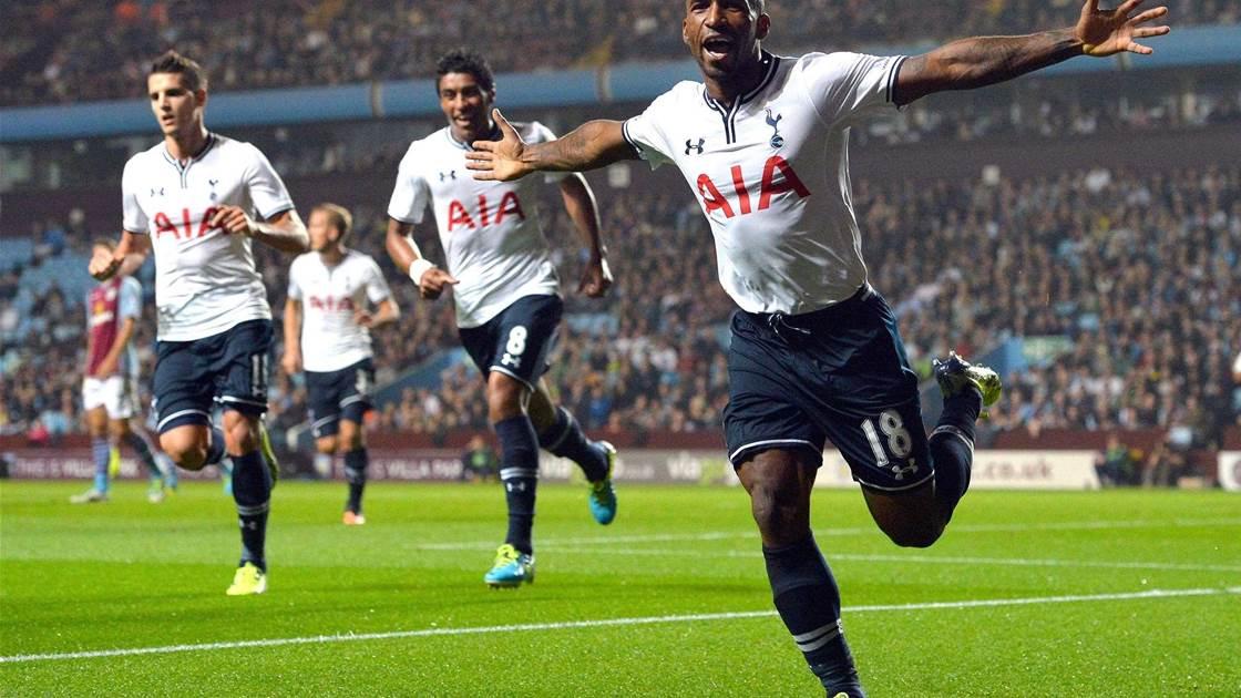 Villas-Boas hails resilient Spurs' Cup romp