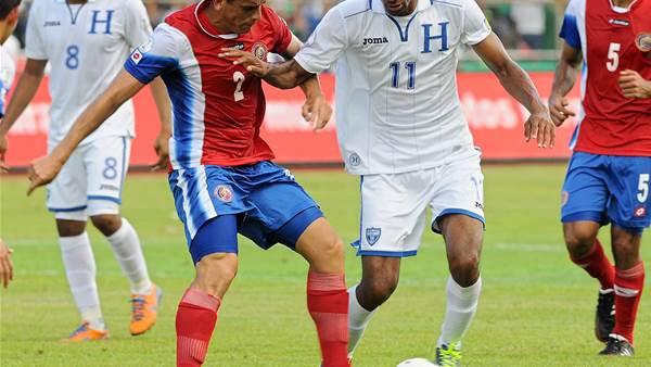 WC qualifying: Honduras 1 Costa Rica 0