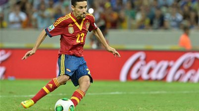 Del Bosque hails Navas performance