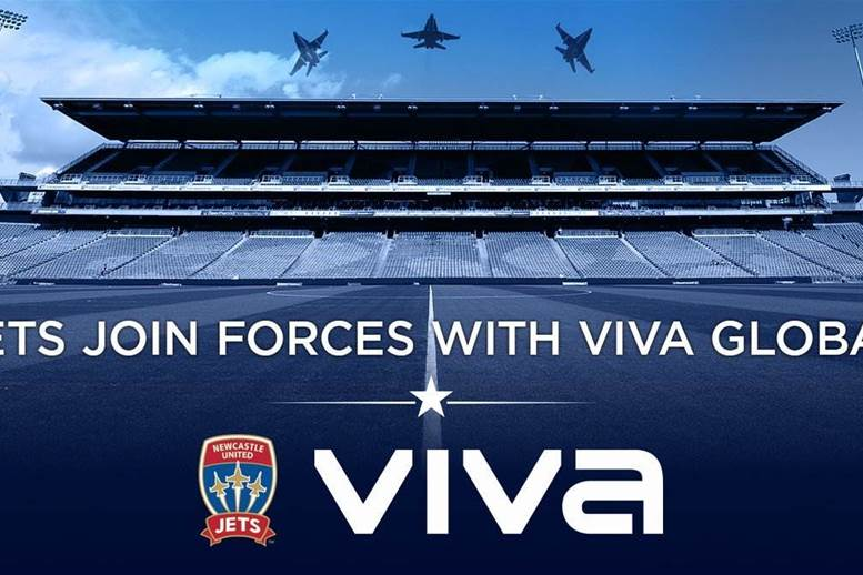 Jets sign VIVA apparel deal