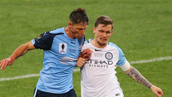 Valkanis: Jakobsen A-League's best centre-back