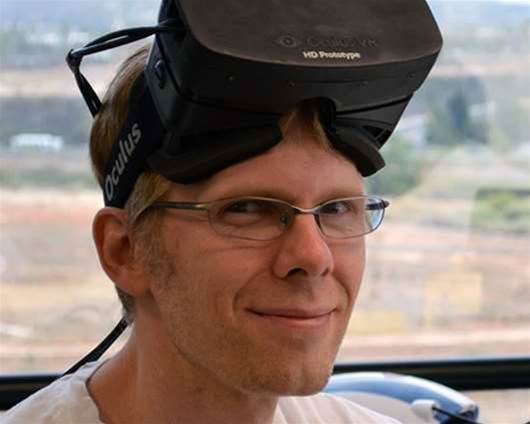 Best News Ever: John Carmack becomes Chief Technology Officer at Oculus VR