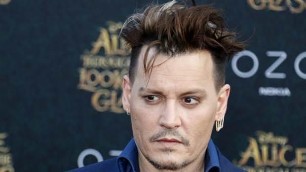 Johnny Depp will play John McAfee in an upcoming biopic