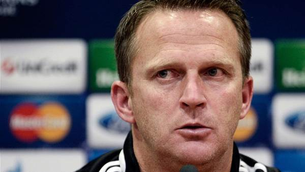 Anderlecht coach slams ref after Olympiacos defeat
