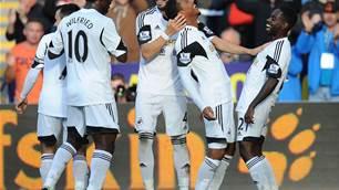 De Guzman wants league lift from Swansea
