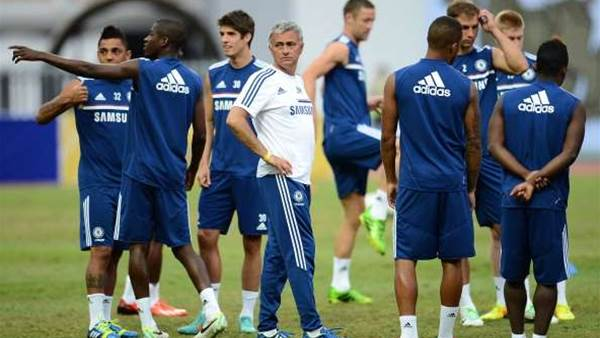 Mourinho: I convinced Lampard to stay