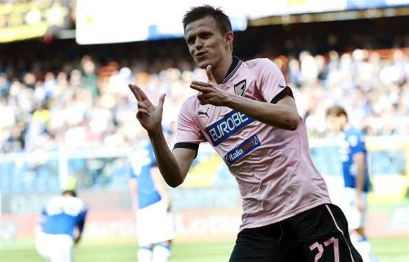 Fiorentina announce Ilicic agreement