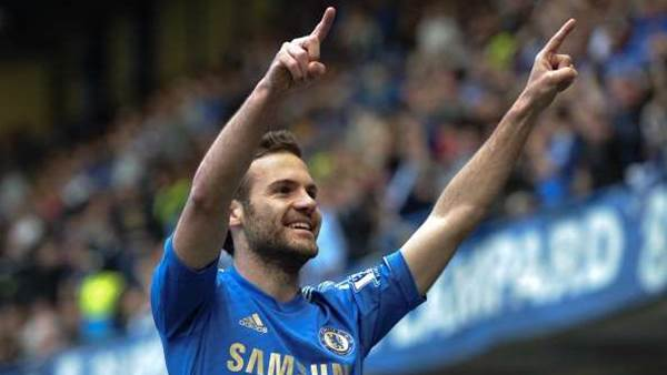 Mata surprised by Chelsea exit rumours