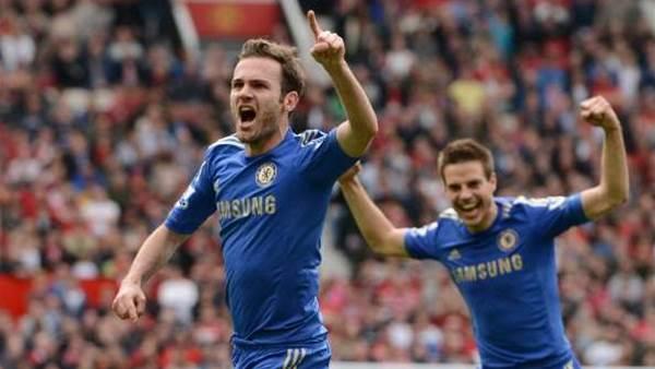 Mourinho praises Mata impact