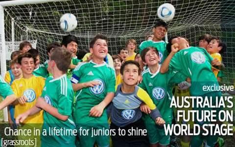 Australia's future on world stage