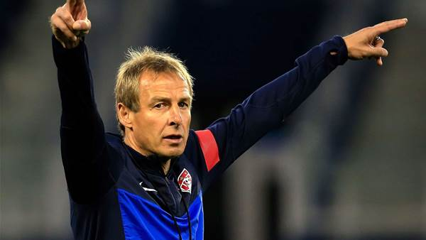Klinsmann proud as USA secure top spot