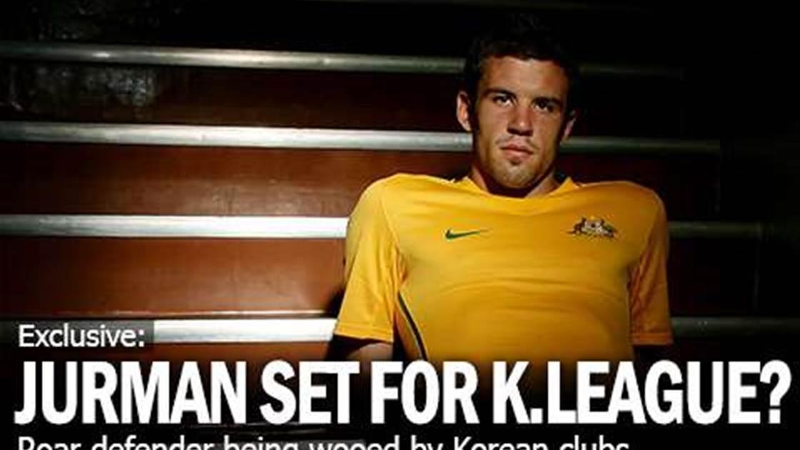 Matt Jurman Set For K-League Move?