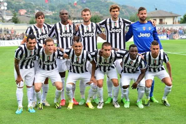 Tough Serie A start for Juve