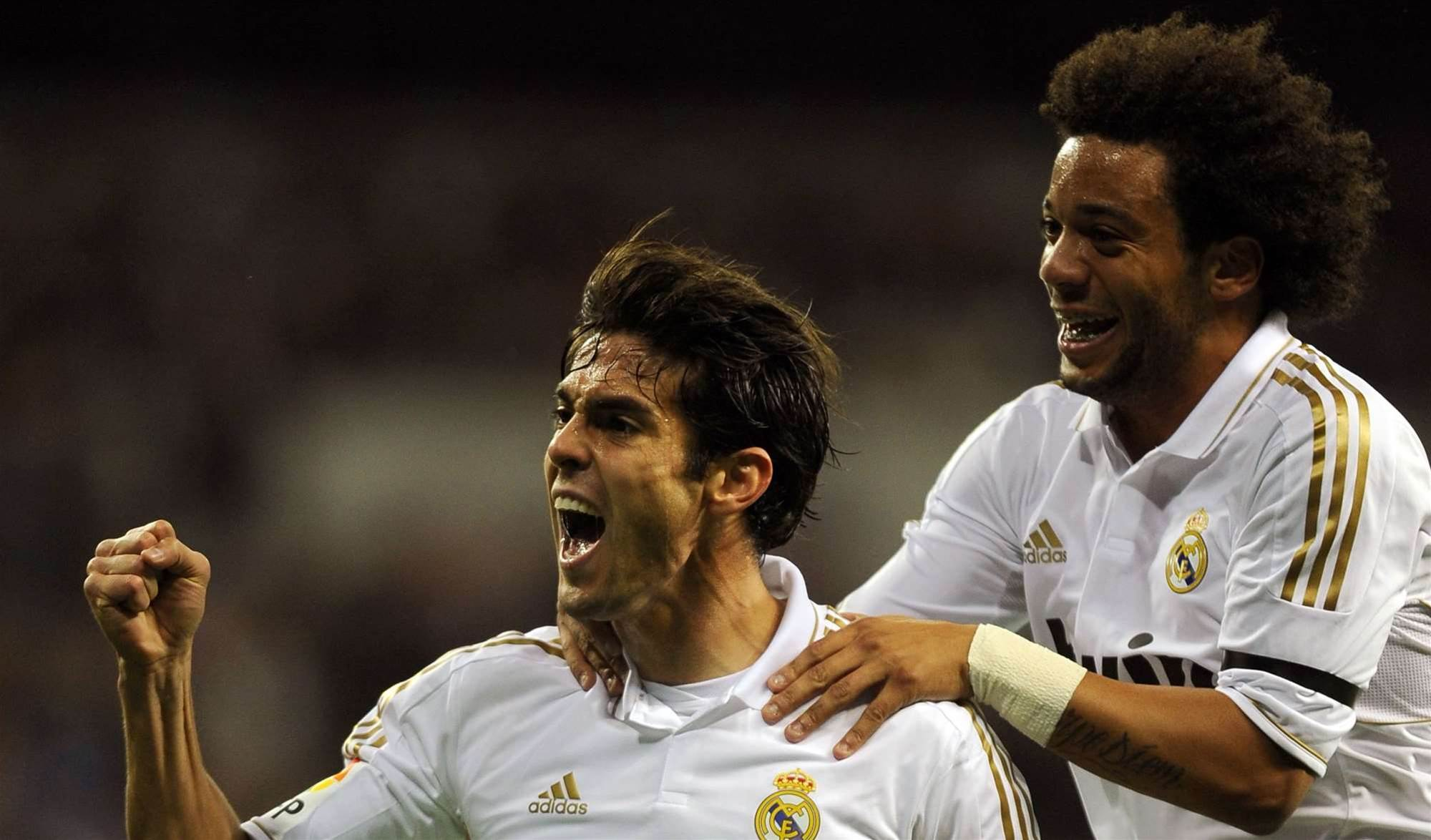 Marcelo tips Kaka for FIFA World Cup recall
