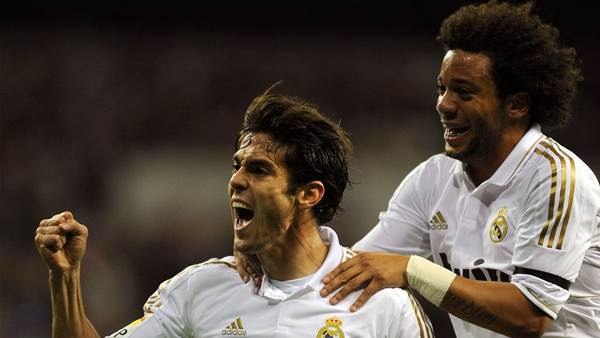 Marcelo tips Kaka for FIFA World Cup recall