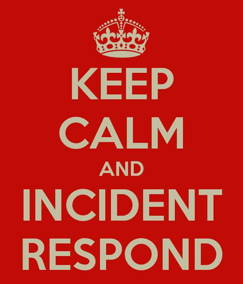 The complex art of incident response