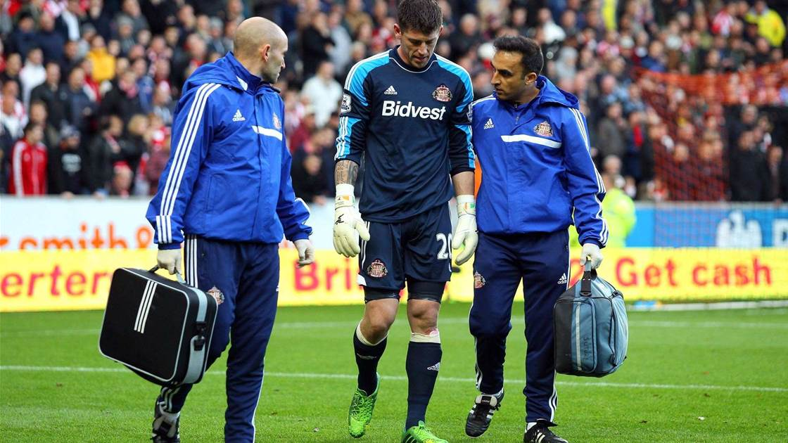 Westwood out for season