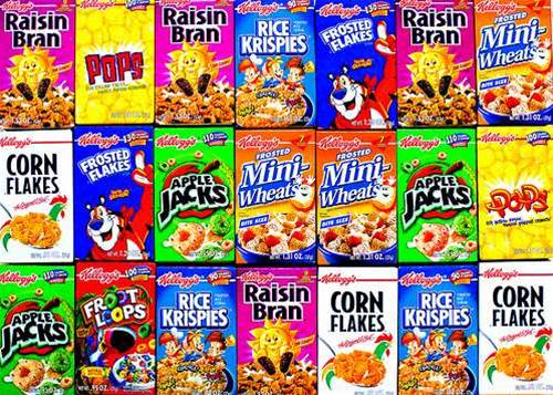 Kellogg's to bring Australia onto global services platform