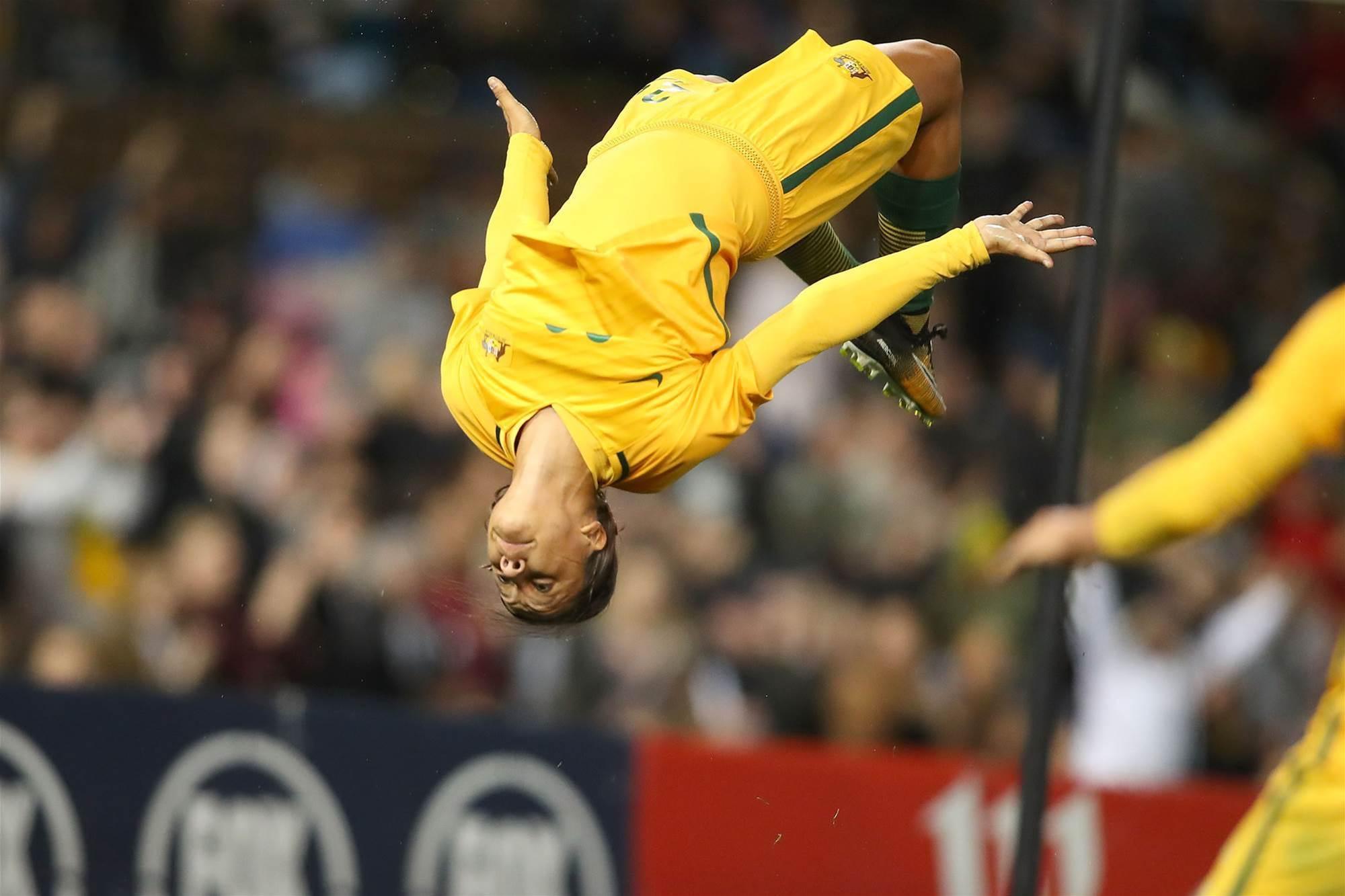 Kerr double sinks Brazil