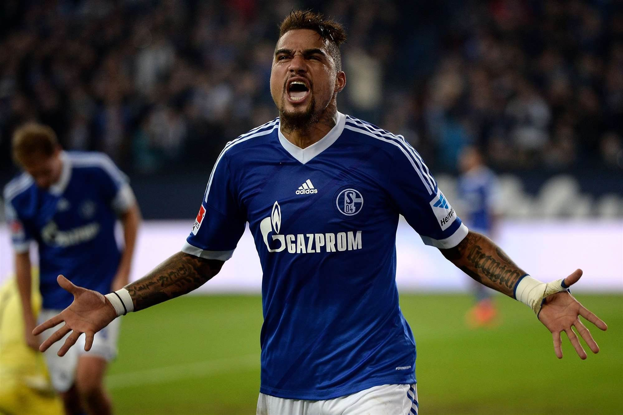 Boateng hails 'dream' World Cup draw