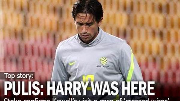 Harry's Crossed Wires