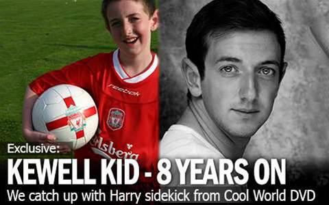 Kewell Kid Eight Years On...