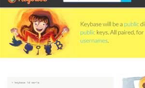 Font flaw allowed Keybase copycats