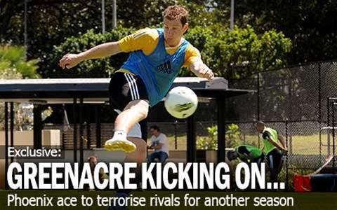 Chris Greenacre Kicking On...