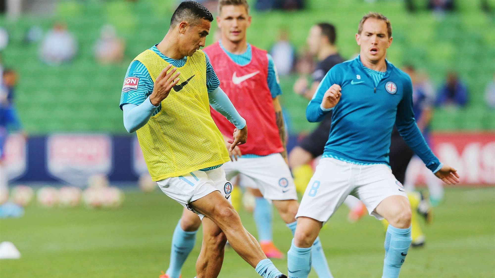 Cahill's message for City Socceroo hopefuls