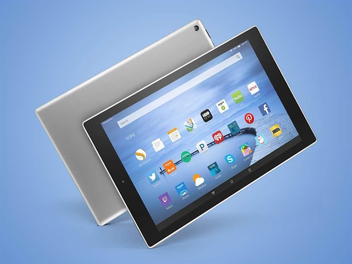 The Amazon Fire HD 10 just got a whole lot more desirable