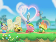 Nintendo's Kirby is a gelatinous ball of nightmares