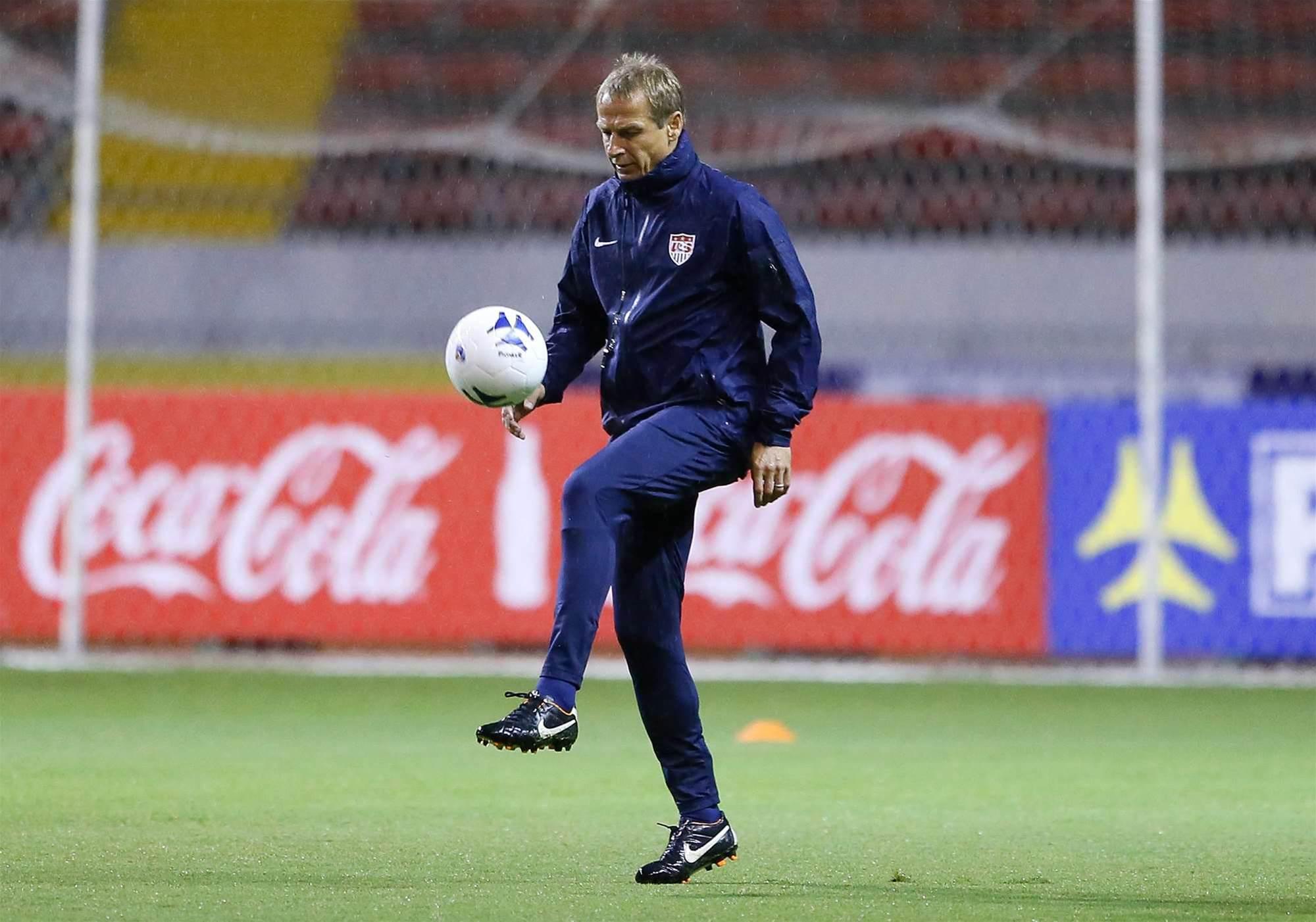 Klinsmann wary of Mexico threat