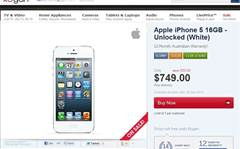 How Kogan can sell the iPhone 5 cheaper than Apple