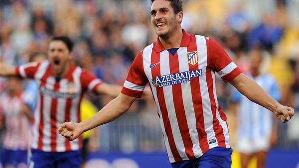 La Liga: Atletico Madrid, Valencia start 2014 with wins