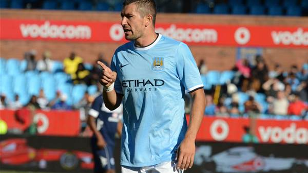 Kolarov committed to City