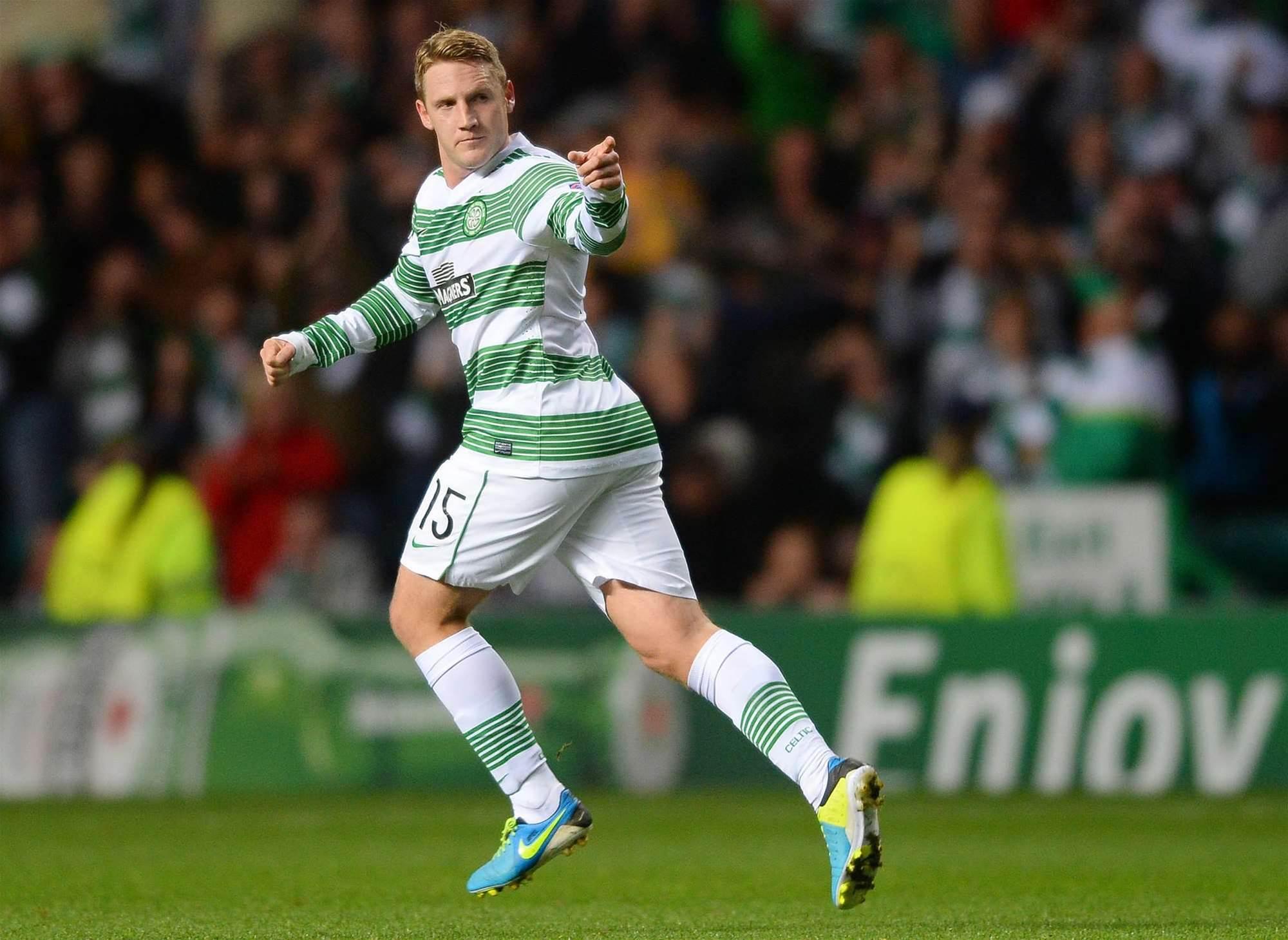 Celtic smash Motherwell 5-0