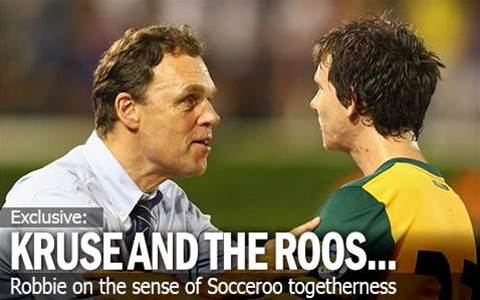 Kruse And The Roos