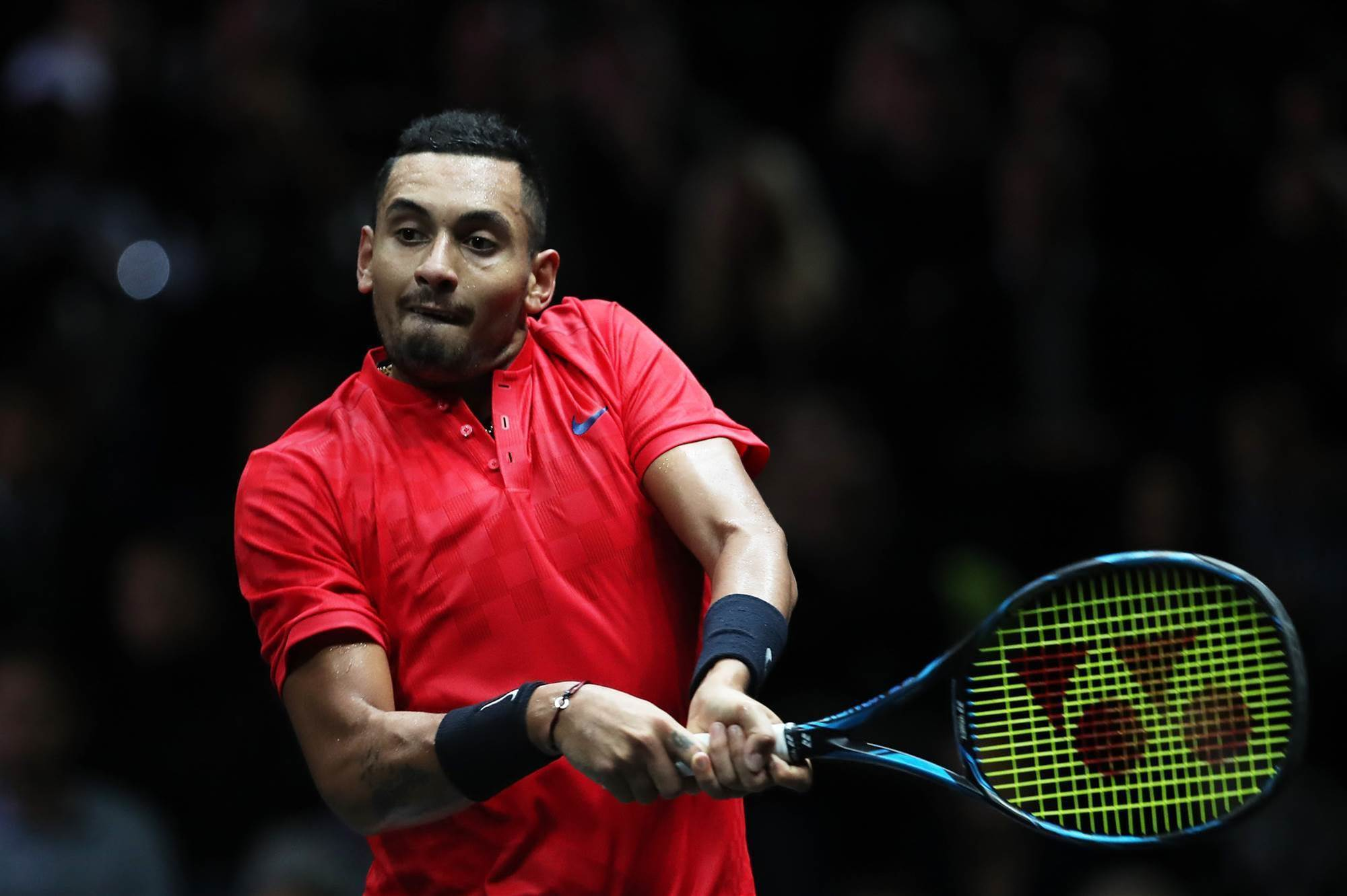 Kyrgios storms home at China Open