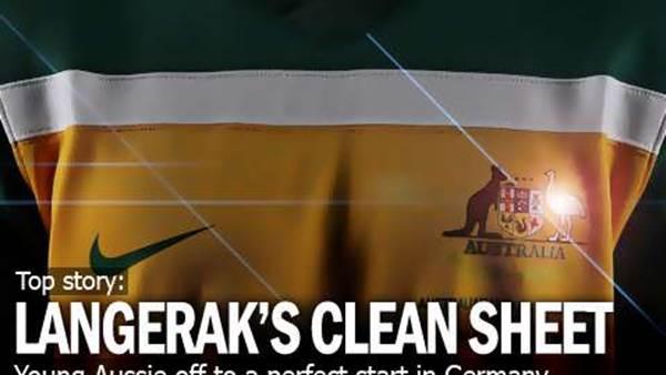 Langerak Keeps Clean Sheet In Dortmund Win