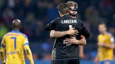 Impressive Langerak saves spotkick