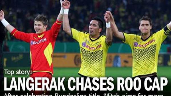 Bundesliga Winner Langerak Wants More