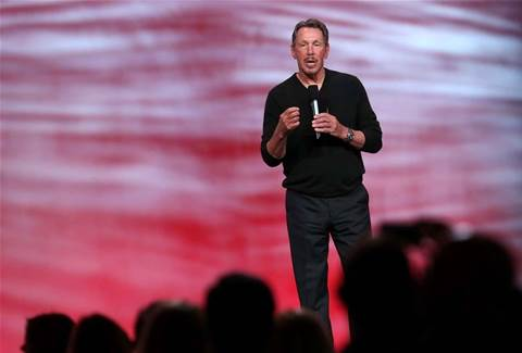 Ellison promises in-memory option for Oracle database