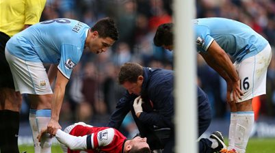 Koscielny to miss out on Chelsea clash