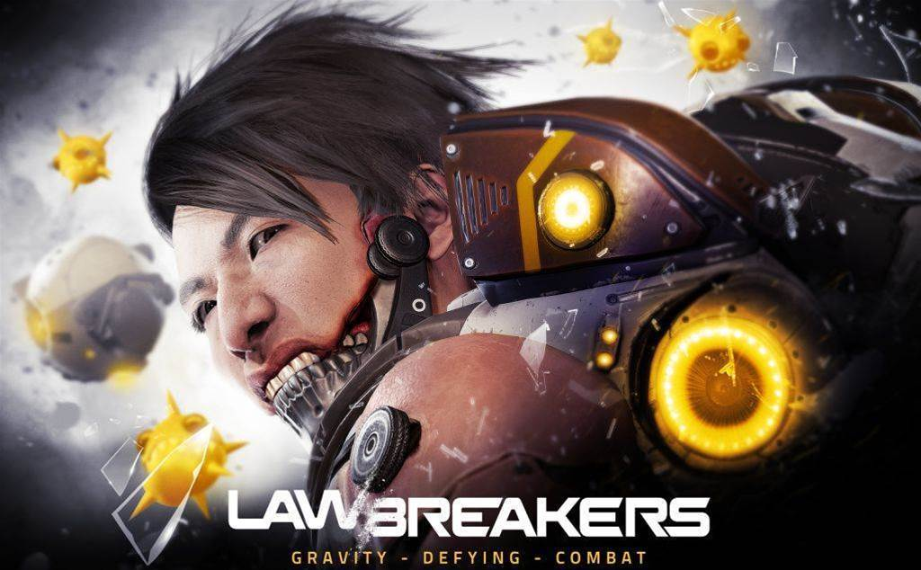 Final Lawbreakers open beta to kick off on July 28