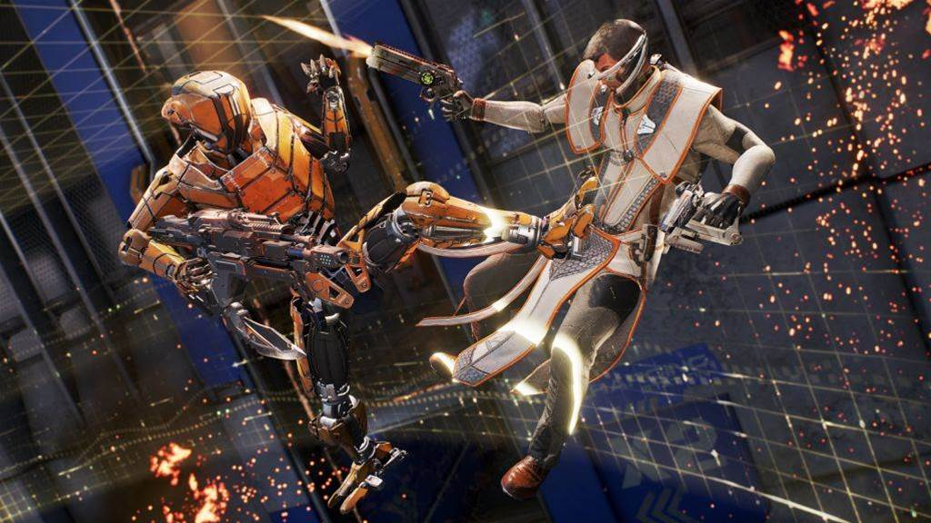Competitive FPS LawBreakers out now on PS4 and PC